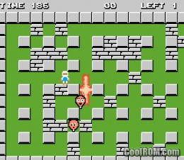 Classic NES - Bomberman (2)